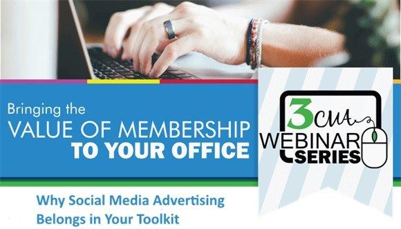3CMA Webinar - Why Social Media Advertising Belongs in Your Toolkit