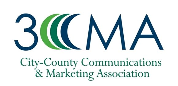 City and County Communications and Marketing Association logo