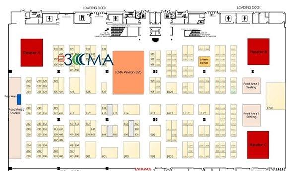 3CMA - Booth #436