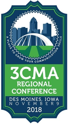 3CMA Des Moines, IA Regional Conference