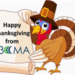 Happy Thanksgiving from 3CMA