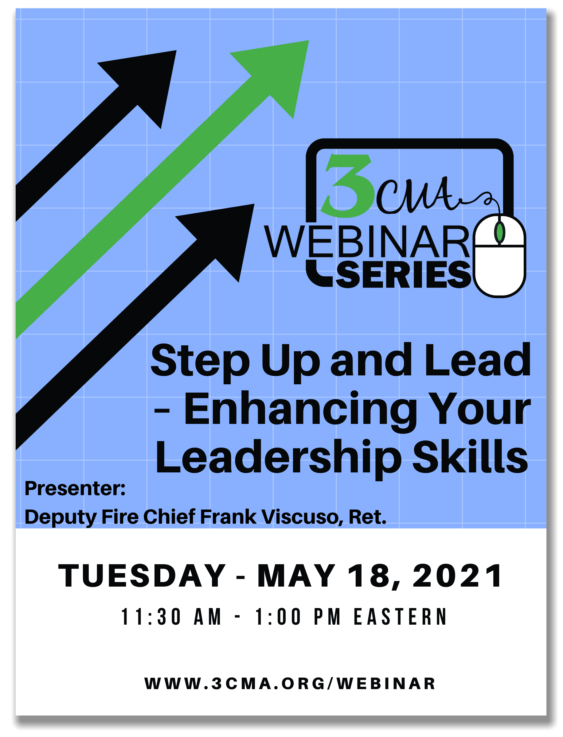 Step Up and Lead Webinar